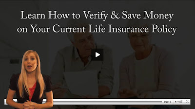 Verify and Save Money on Your Life Insurance